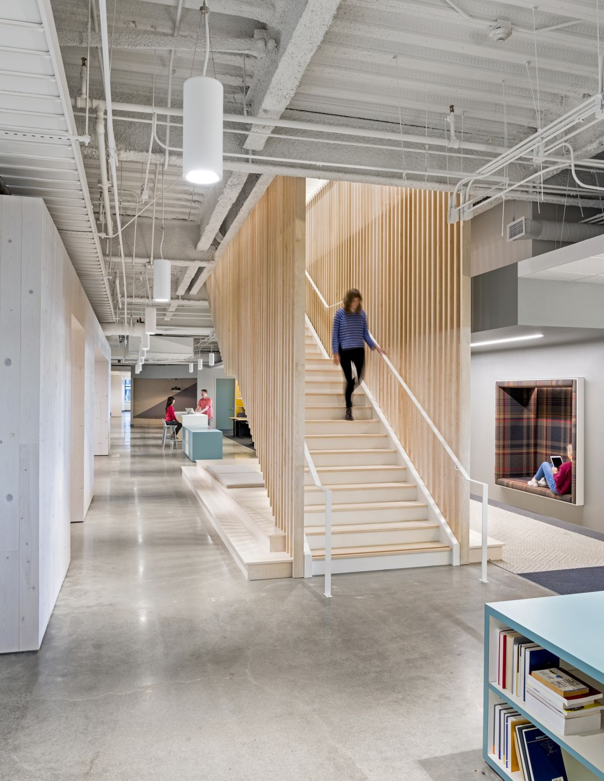 Best Studio O A Stairs Design Staircase Design Commercial 640 x 480