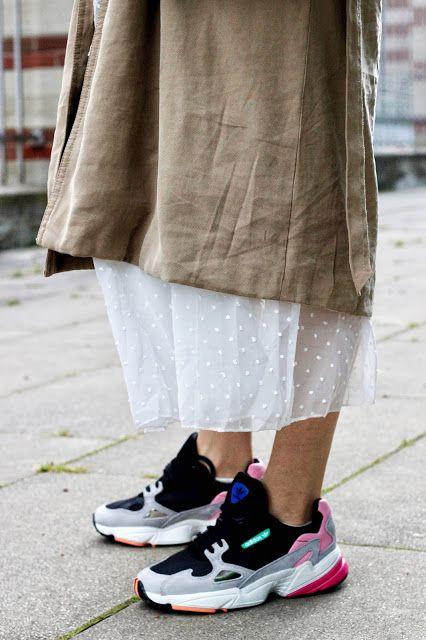 adidas Falcon Sneaker | Sneakers fashion, Sneakers, Sneakers