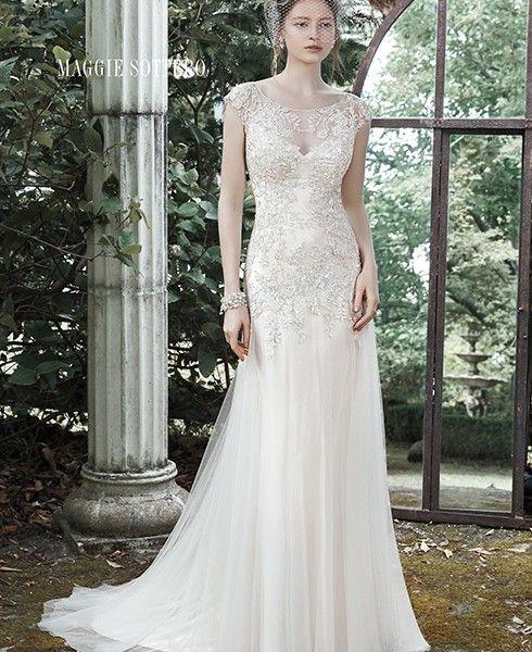 Sundance - Maggie Sottero Fall 2015  New to Raffaele Ciuca Bridal - Australia's largest bridal retailer. www.raffaeleciuca.com.au