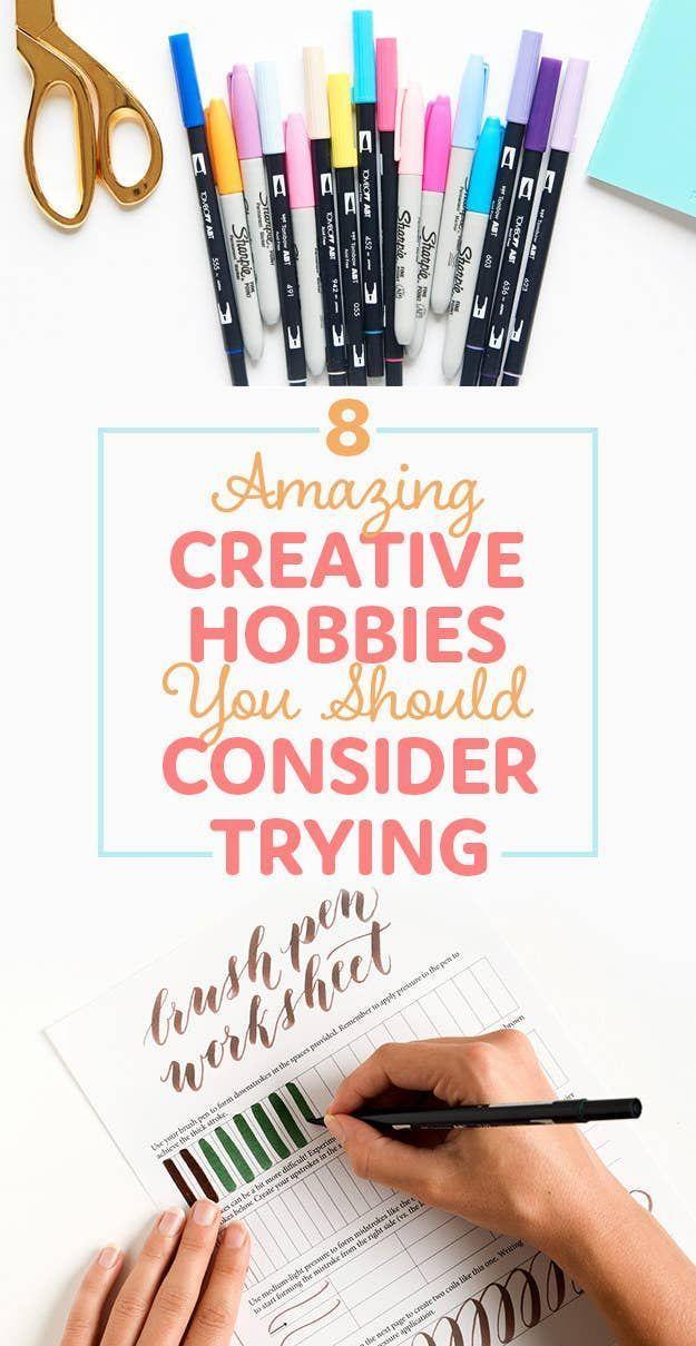 Photo of 8 kreative Hobbys in 20   Hobbys für Frauen #hobbie für Paare