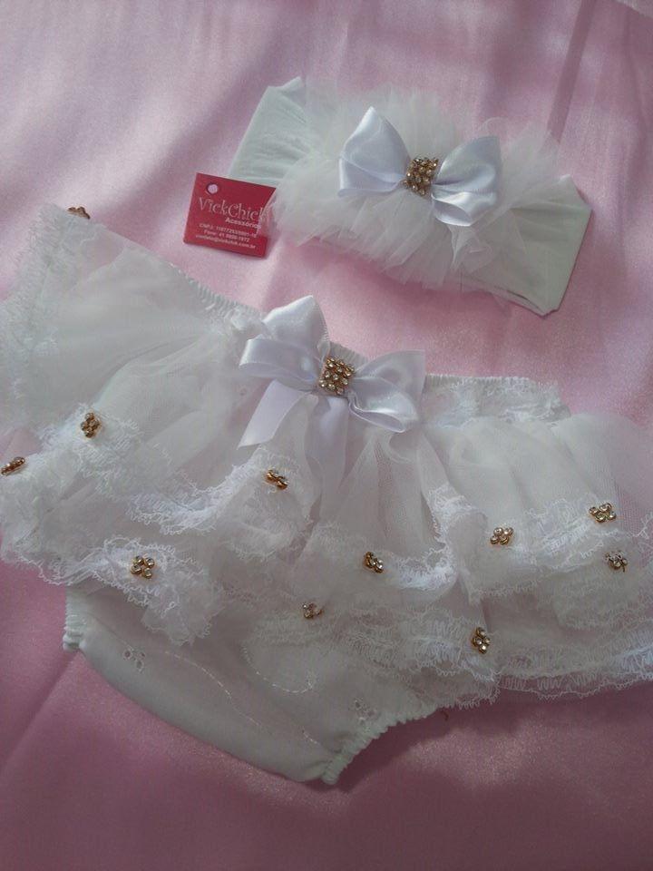 de08be298 Calcinha Bunda Rica Tamanho equivalente ao da fralda P M G GG 1 nas cores  branco rosa bebê azul bebê vermelho