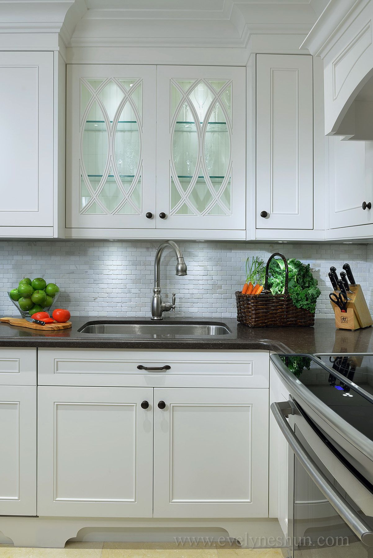 Small kitchen renovation : cabinets by Legend Kitchens | Our Work ...