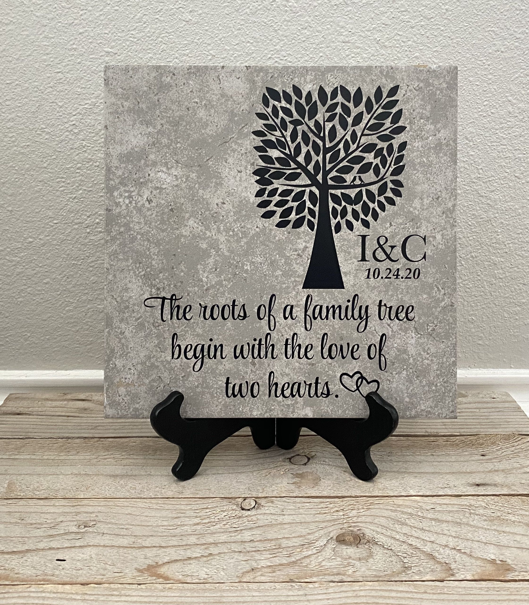Personalized Wedding gift Gift for Couple Wedding Gift Etsy in