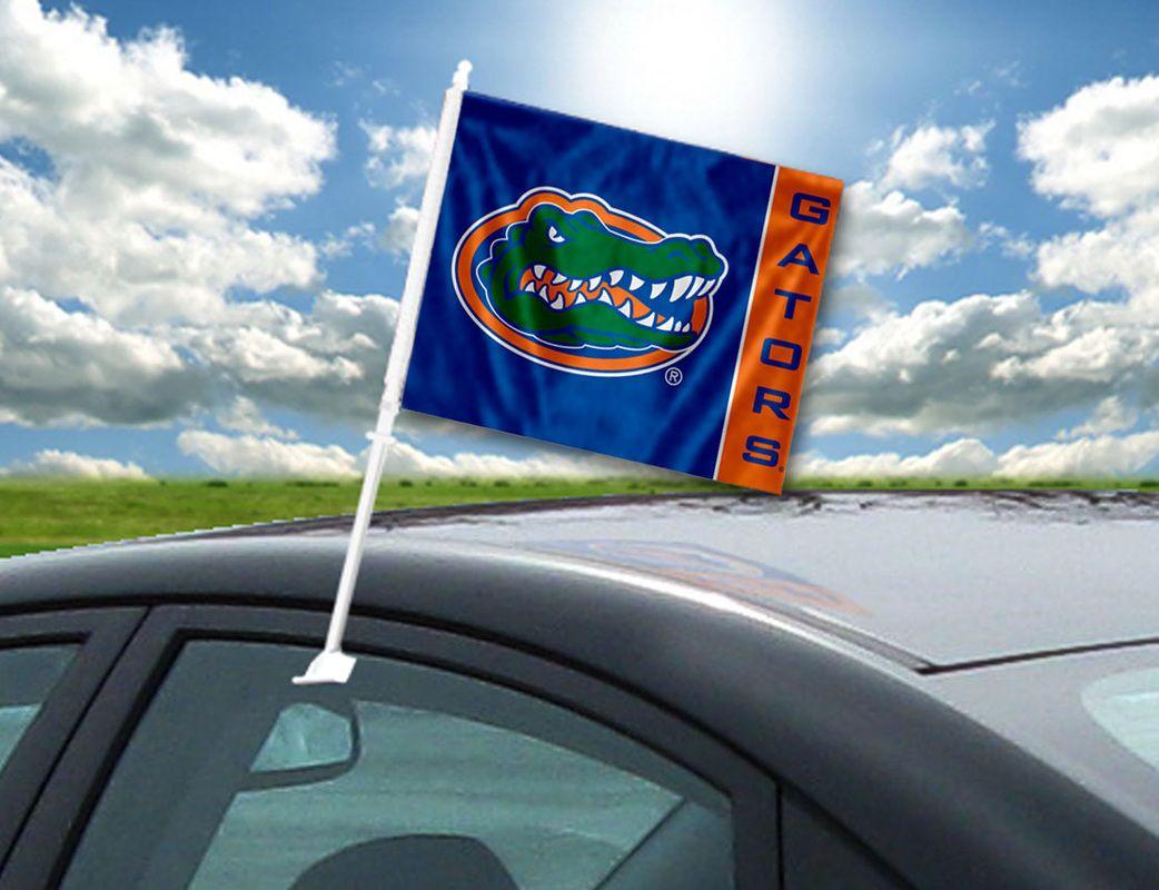 Custom car flags turn every road trip into a marketing