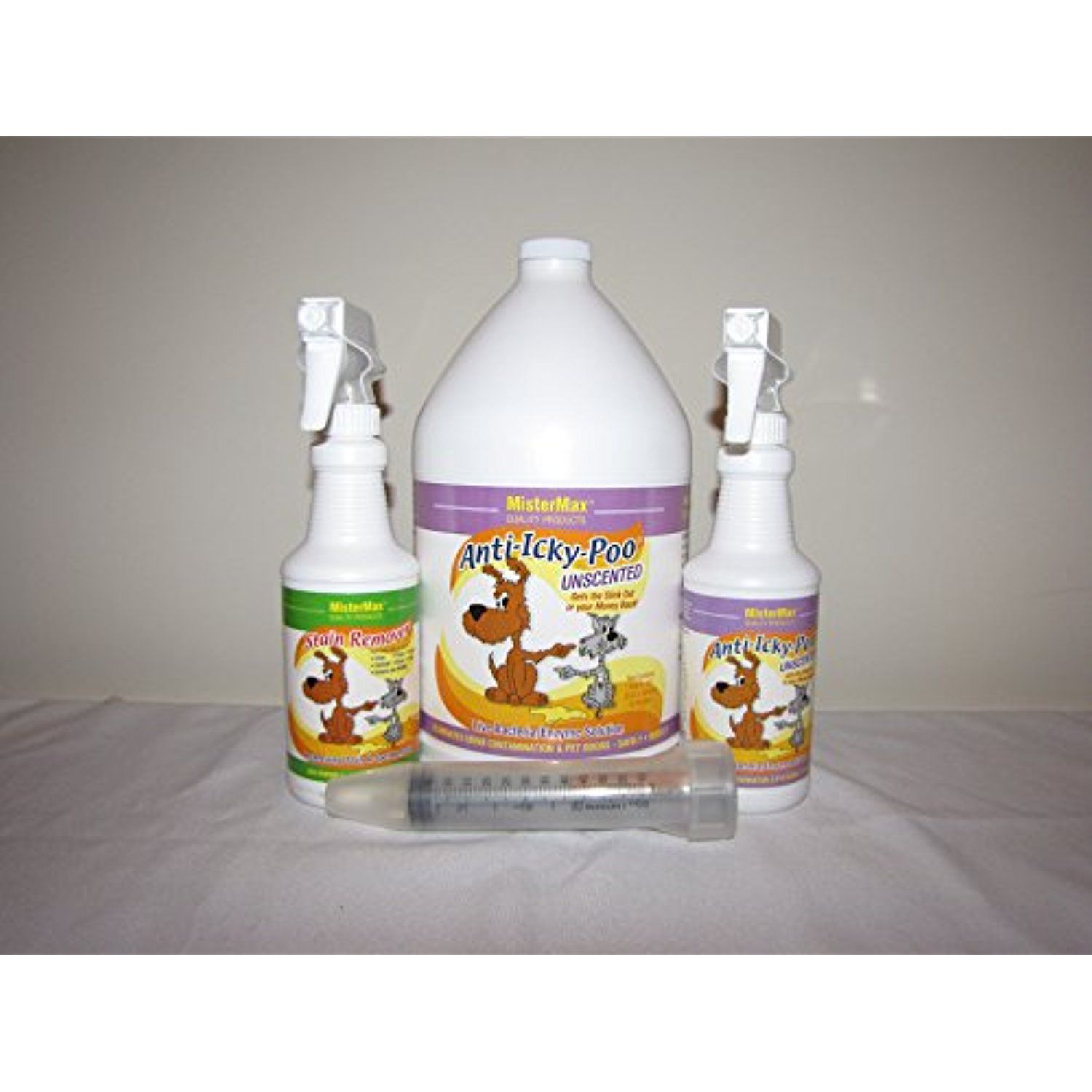 Anti icky poo unscented starter kit junior you can