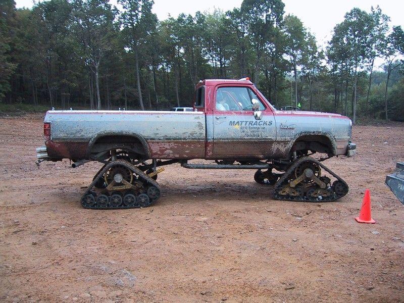 1989 Dodge Ram 250 Quot Tracked Quot Power Wagon Trucks Dodge