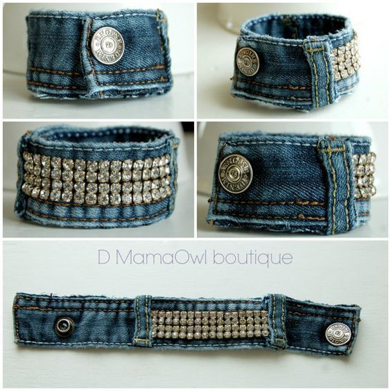 74 Awesome DIY ideas to recycle old jeans #old