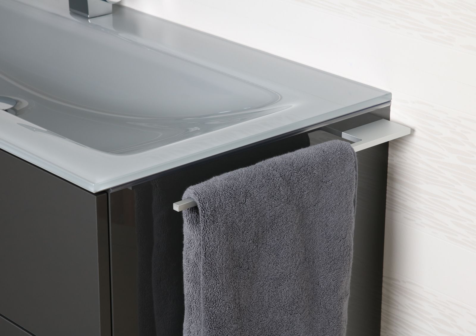 Handtuchhalter Bad Chrom bad accessoires Design