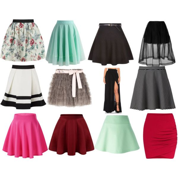 Skirts for the summer