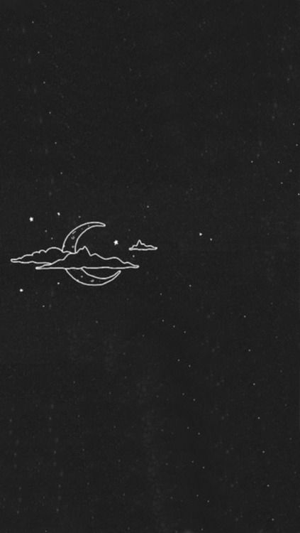Download Moon And Stars Wallpaper Pinterest Gif