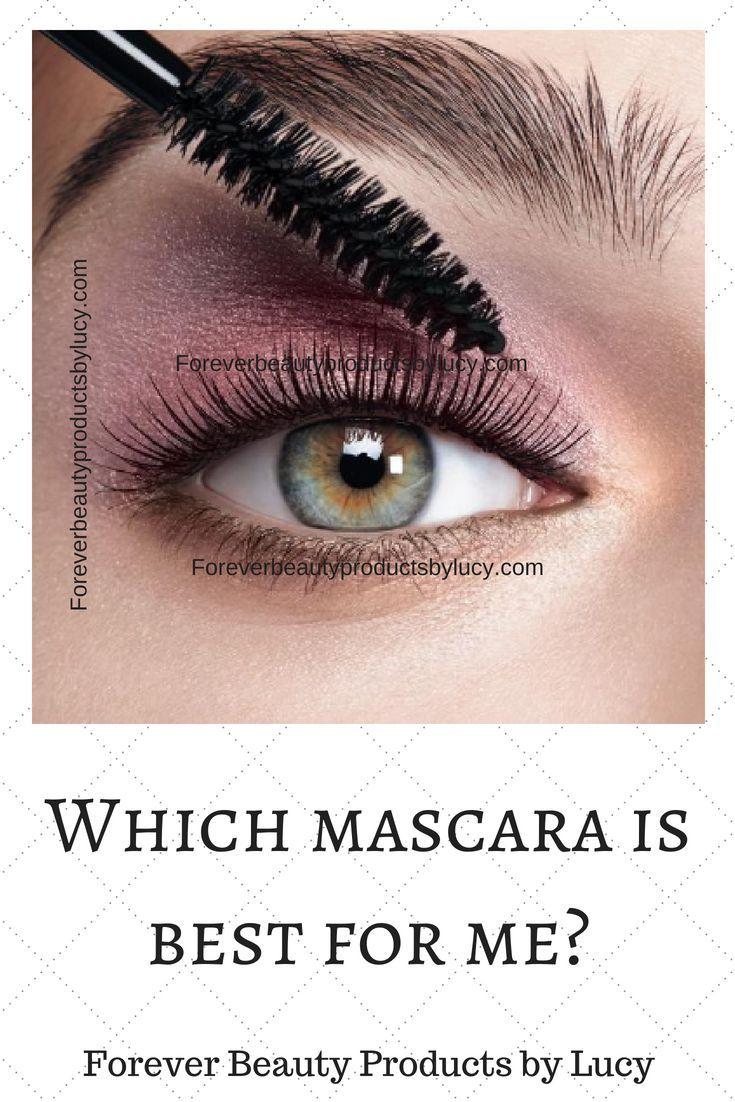 Make your eyelashes long with the correct mascara. Asking ...