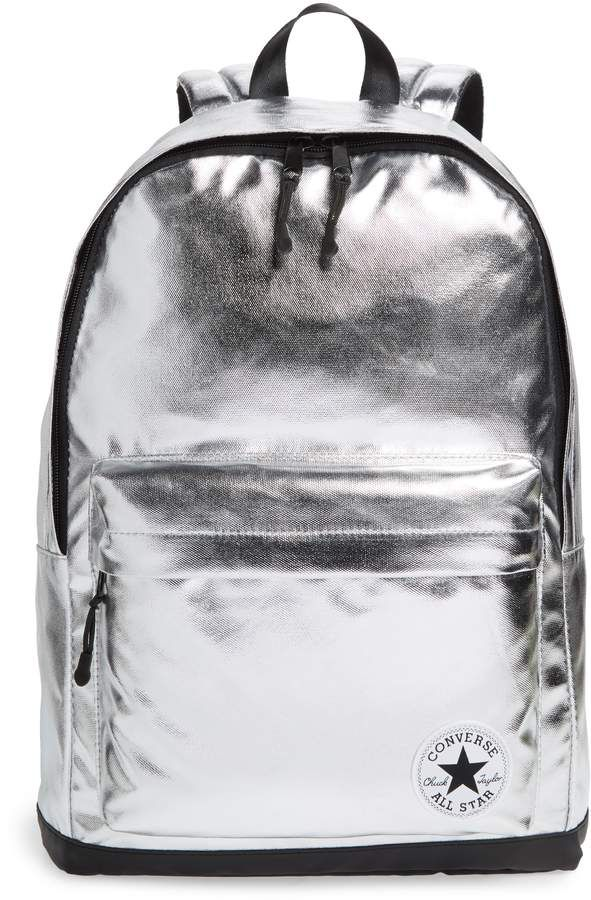 eff2f783f0e Converse Metallic Backpack
