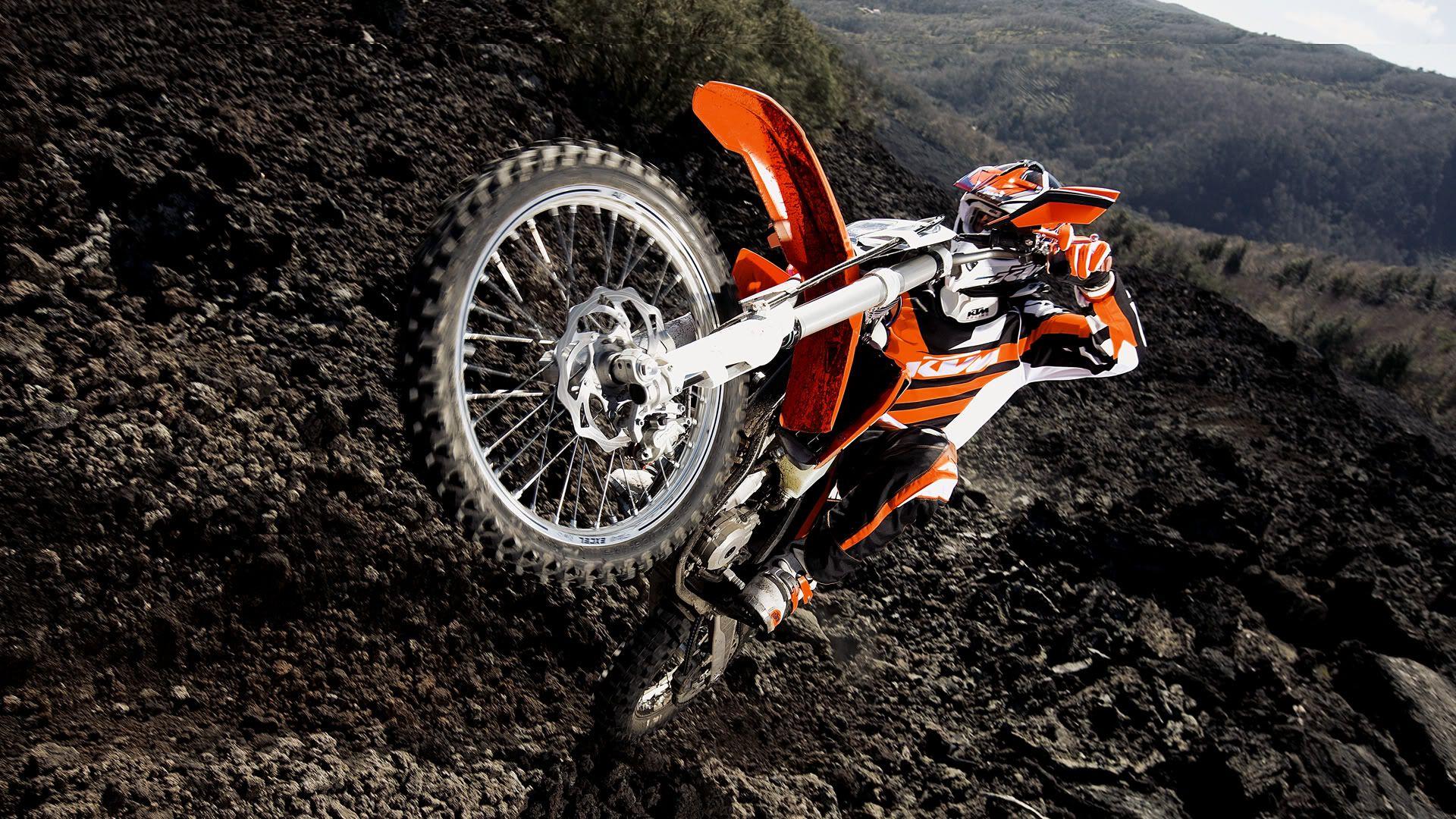 Ktm 500 Exc Jump Style Hd Wallpaper Ktm Motocross Ktm Dirt Bikes Ktm Download ktm exc wallpapers images