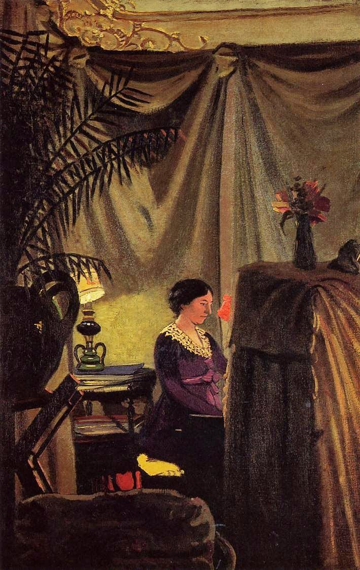 Felix Vallotton 1865 1925 Nabi Painter Painting Felix Art