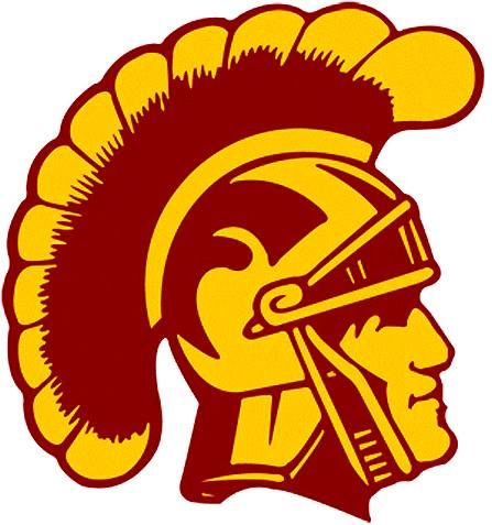 Usc Trojans Football Logo Usc University Of Southern California