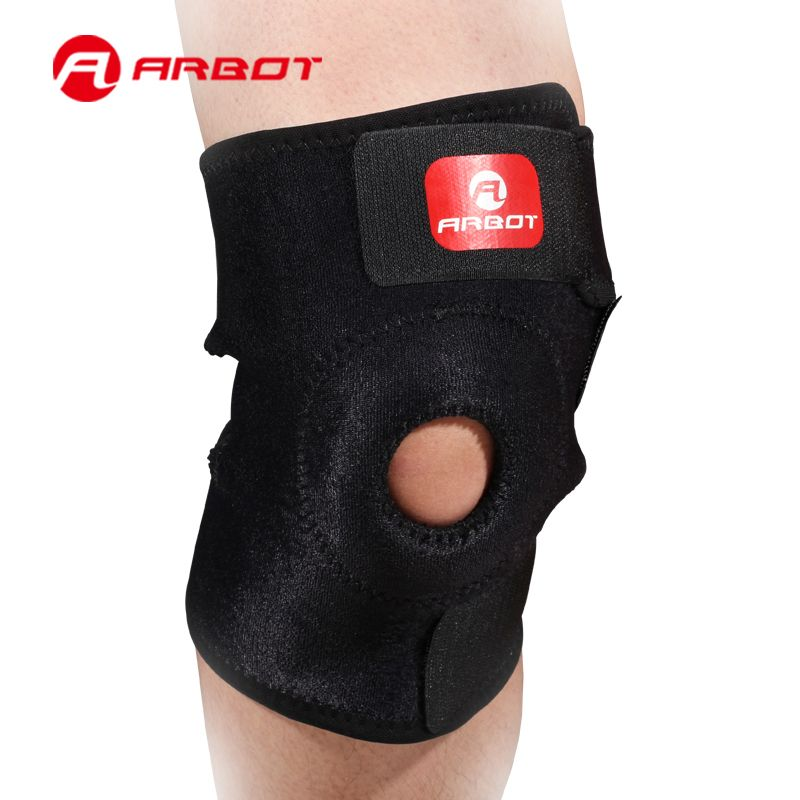 Knee Brace Basketball Support Sport Outdoor Support Cycling Knee Protector Mountain Bike Sports Safety Kneepad Braces Sports Safety Sport Bikes