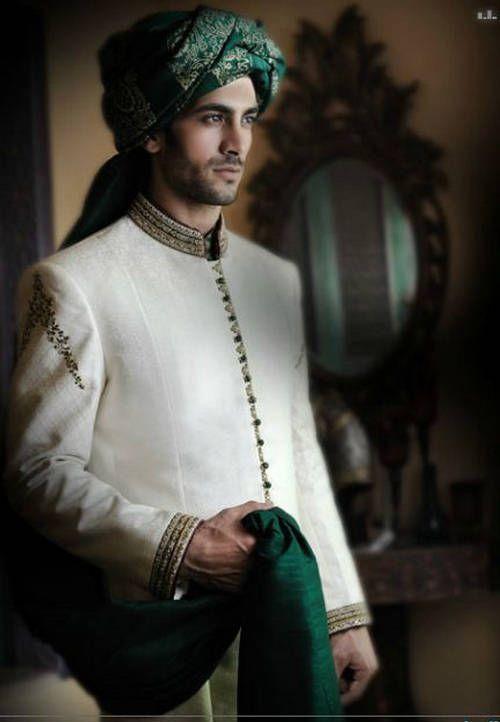 dfc87221e5 Amir Adnan Sherwani 3 | Raj Rane Men's Wear | Wedding sherwani ...