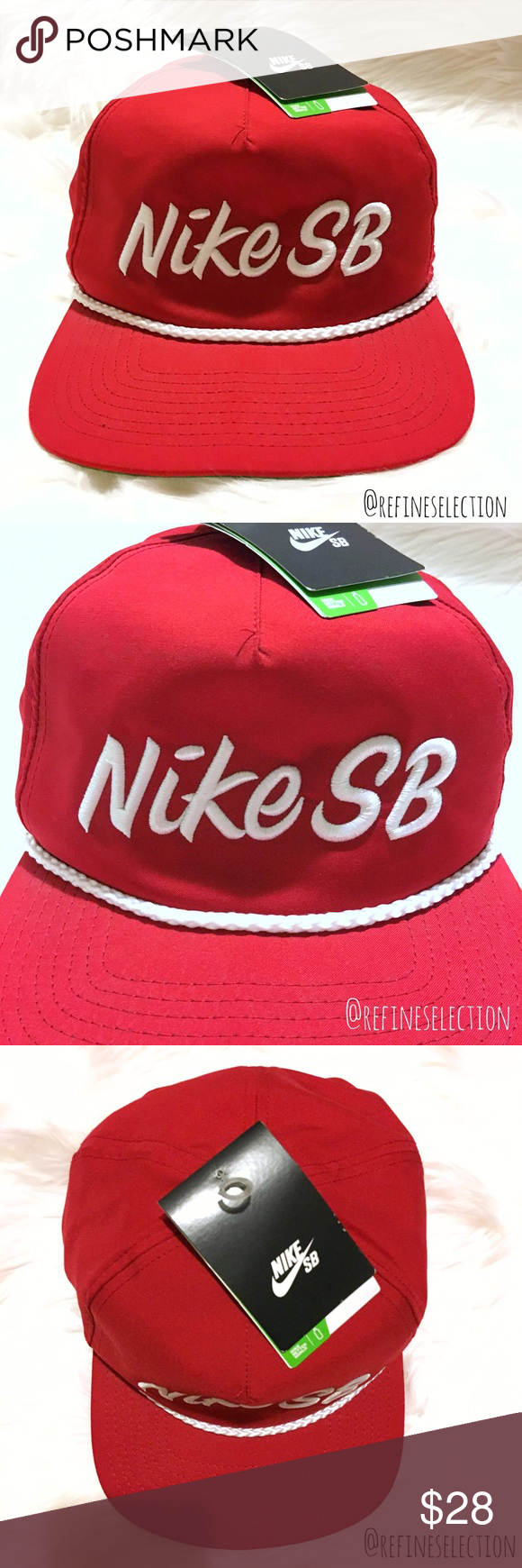 933aab9e8 Nike SB Unstructured Dri Fit Pro Snapback Cap Hat Brand new with ...