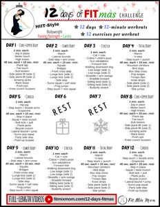 Pin On Workout Challenges