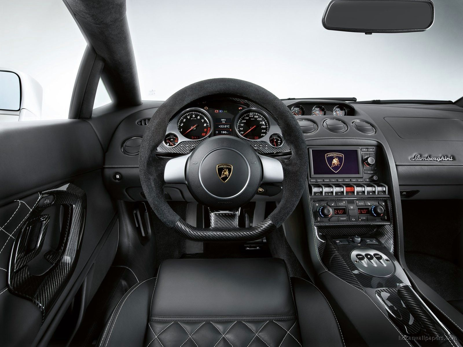 Lamborghini Gallardo Interior Wallpapers Lamborghini Gallardo Lp