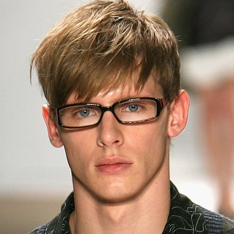 Long And Shaggy Fronttapered Back Mens Long Hairstyles