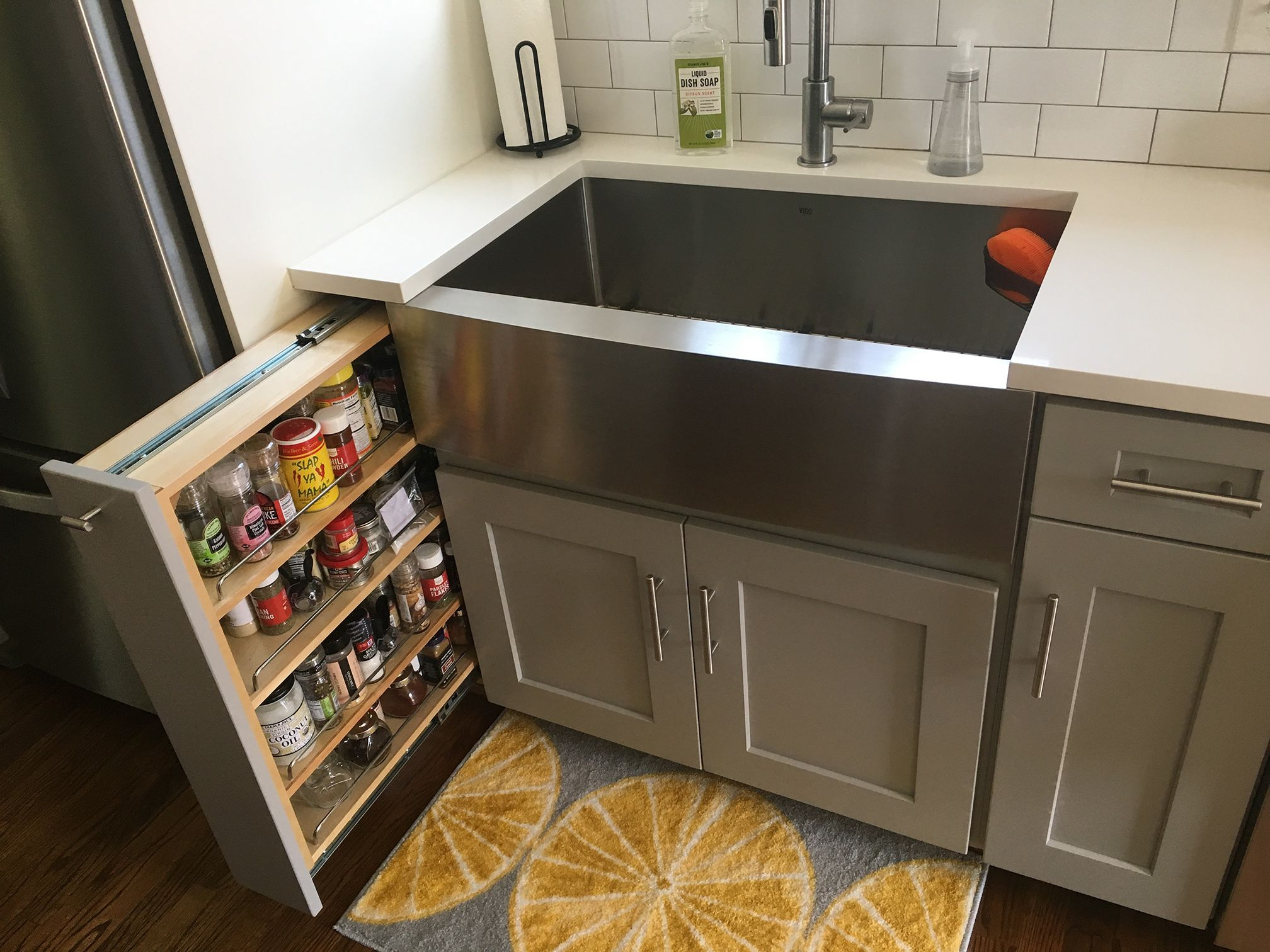 Best Shaker Ii Maple Willow Gray Discount Cabinets Cabinet 400 x 300