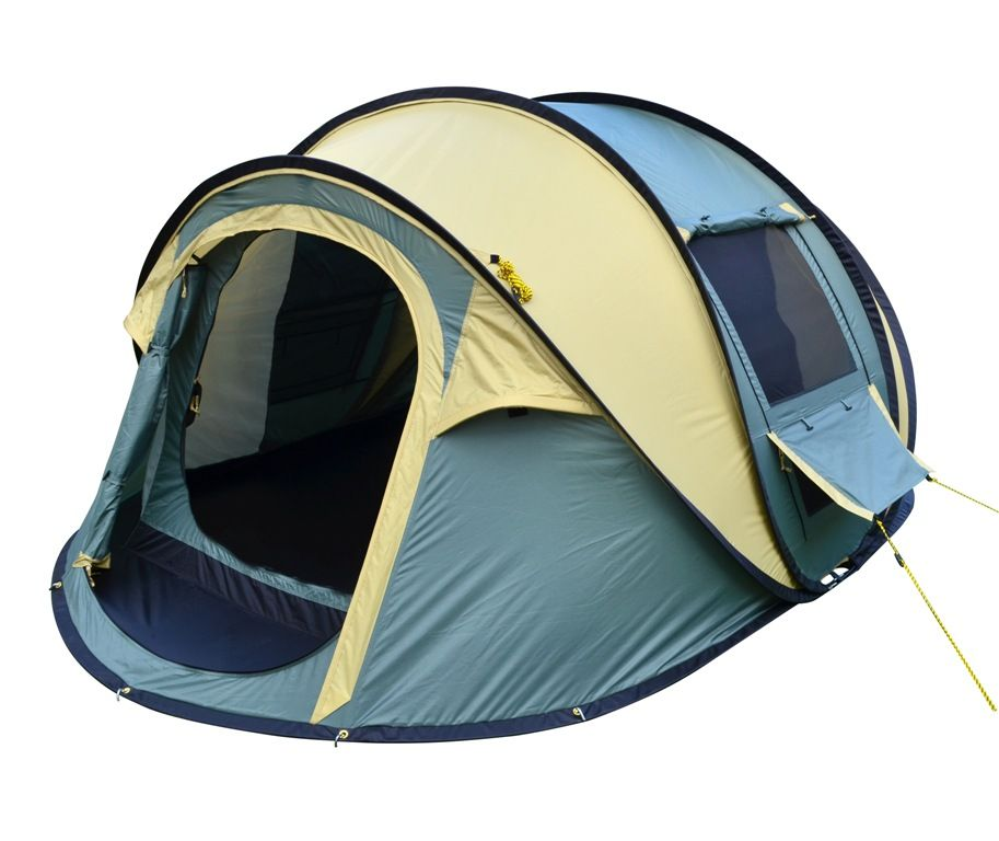 Easy Up 3 - Outdoor Connection 3 person Pop-Up Tent | Sleeping Bags  sc 1 st  Pinterest & Easy Up 3 - Outdoor Connection 3 person Pop-Up Tent | Sleeping ...