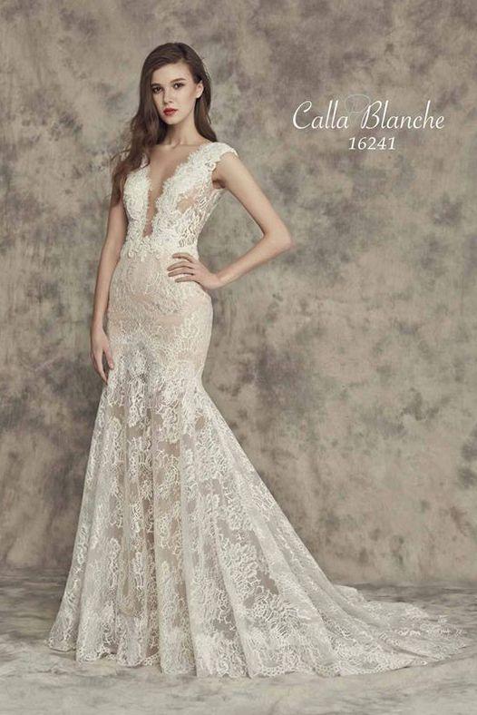 Designer, high end bridal gowns - La Belle Mariee | Cooney/Kutteroff ...