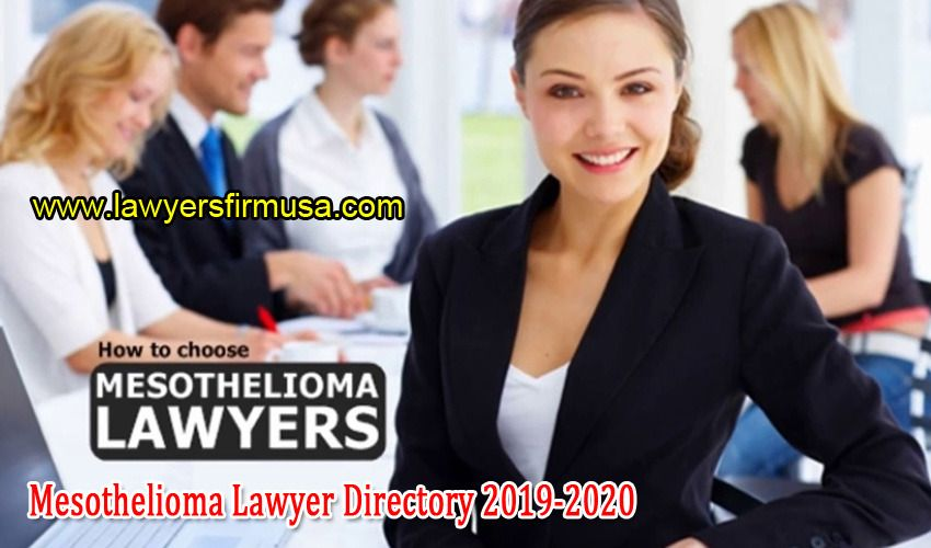 Importance Of Choosing Best Mesothelioma Law Firm In The Usa 2019 Lawyers Firm Usa Blog Mesothelioma Law Firm Good Lawyers