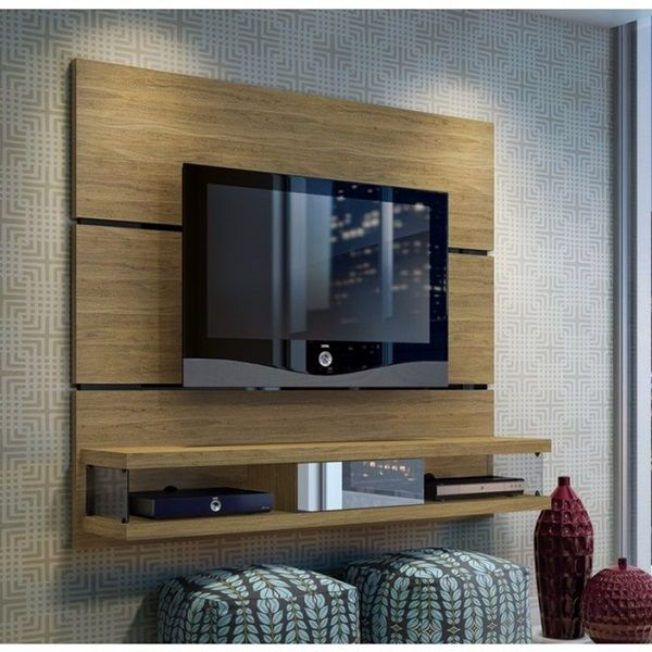 40 Unique Tv Wall Unit Setup Ideas Bored Art Wall Mounted Tv