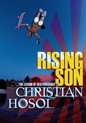 fantastic doc about skater legend Christian Hosoi & his rise/fall/redemption.    Rising Son: The Legend of Skateboarder Christian Hosoi. Love this movie!