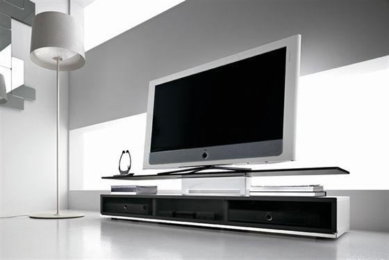 Carrelli Porta Tv Led.Fiam Carrelli Porta Tv Kristal Porta Tv Curvas Y Tecnicas