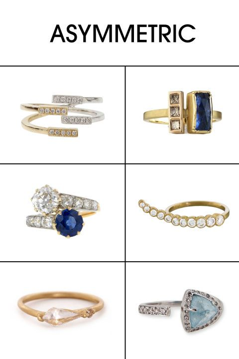 unique pav people rose or com we asymmetrical shaped p cut pear engagement style courtesy rings barneys best