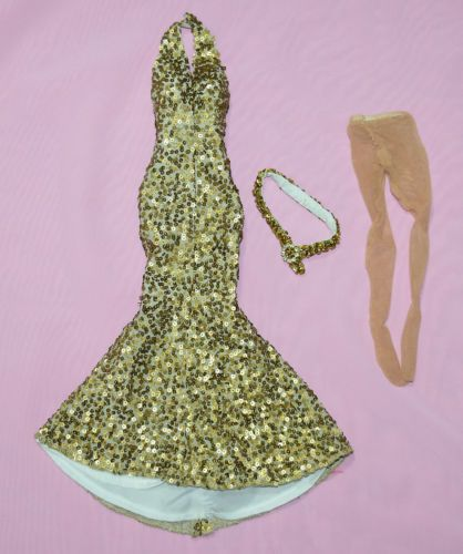 TONNER-16-TYLER-WENTWORTH-PRECIOUS-METAL-OUTFIT-FITS-SYDNEY-BRENDA-STARR