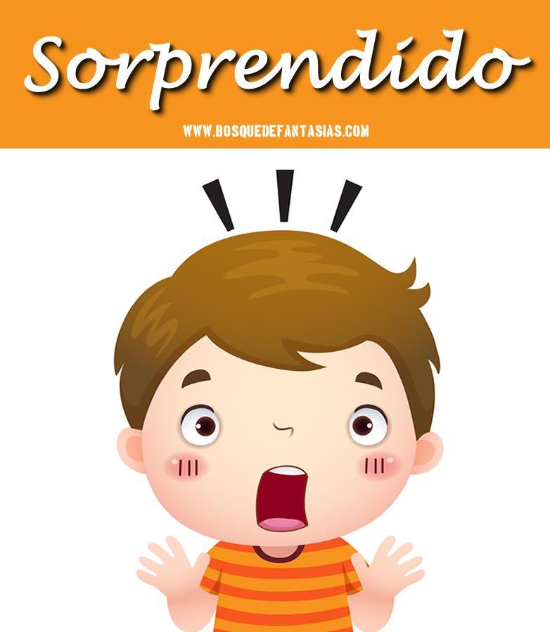 Laminas De Emociones Para Ninos Las Emociones Para Ninos Emociones Emociones Preescolares