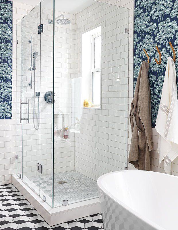 10 Stunning Shower Ideas For Your Next Bathroom Reno Pinterest
