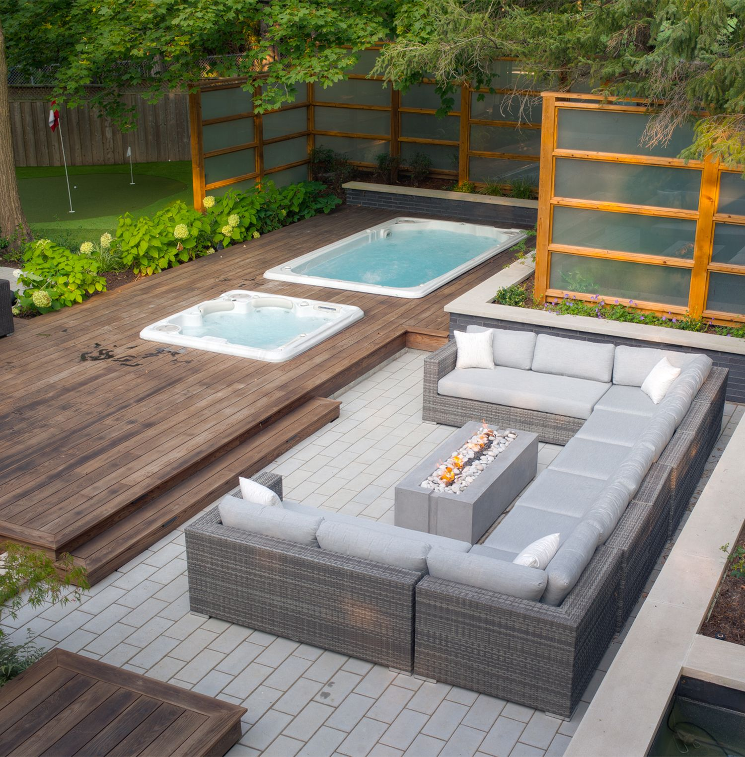 Models In 2019 Backyard Inground Hot Tub Cleaning Hot Tub