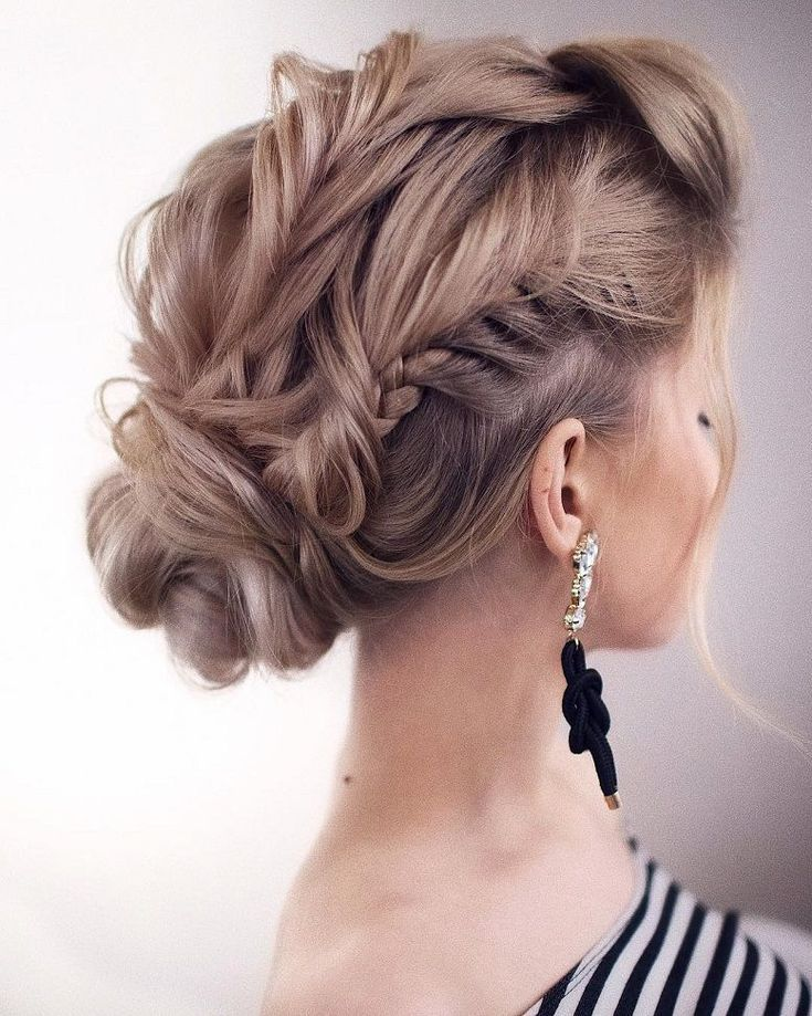 92 Drop-Dead Gorgeous Wedding Hairstyles For Every Bride To Be #messyupdos