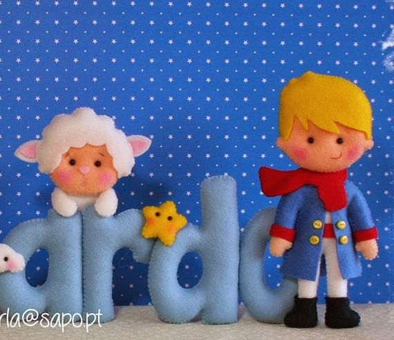 Name banner felt personalized first name doll baby for Tablero del deco del sitio del bebe