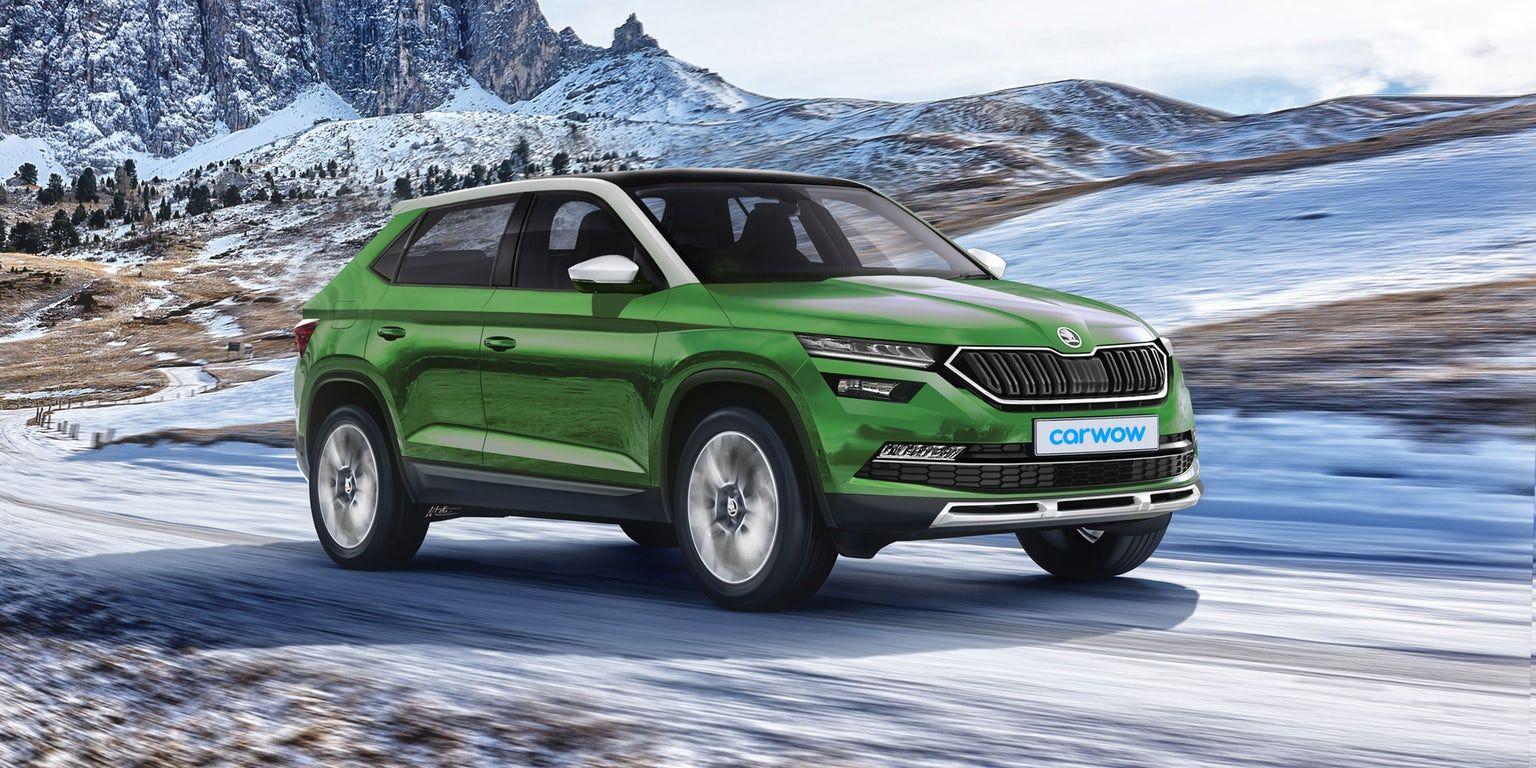 Skoda Kamiq 2019 Skoda Car Design Suv Reviews