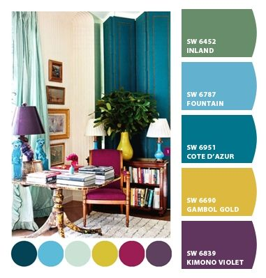 I Just Spotted The Perfect Colors Bohemian Paint Colors Bohemian Colors Bedroom Colour Palette