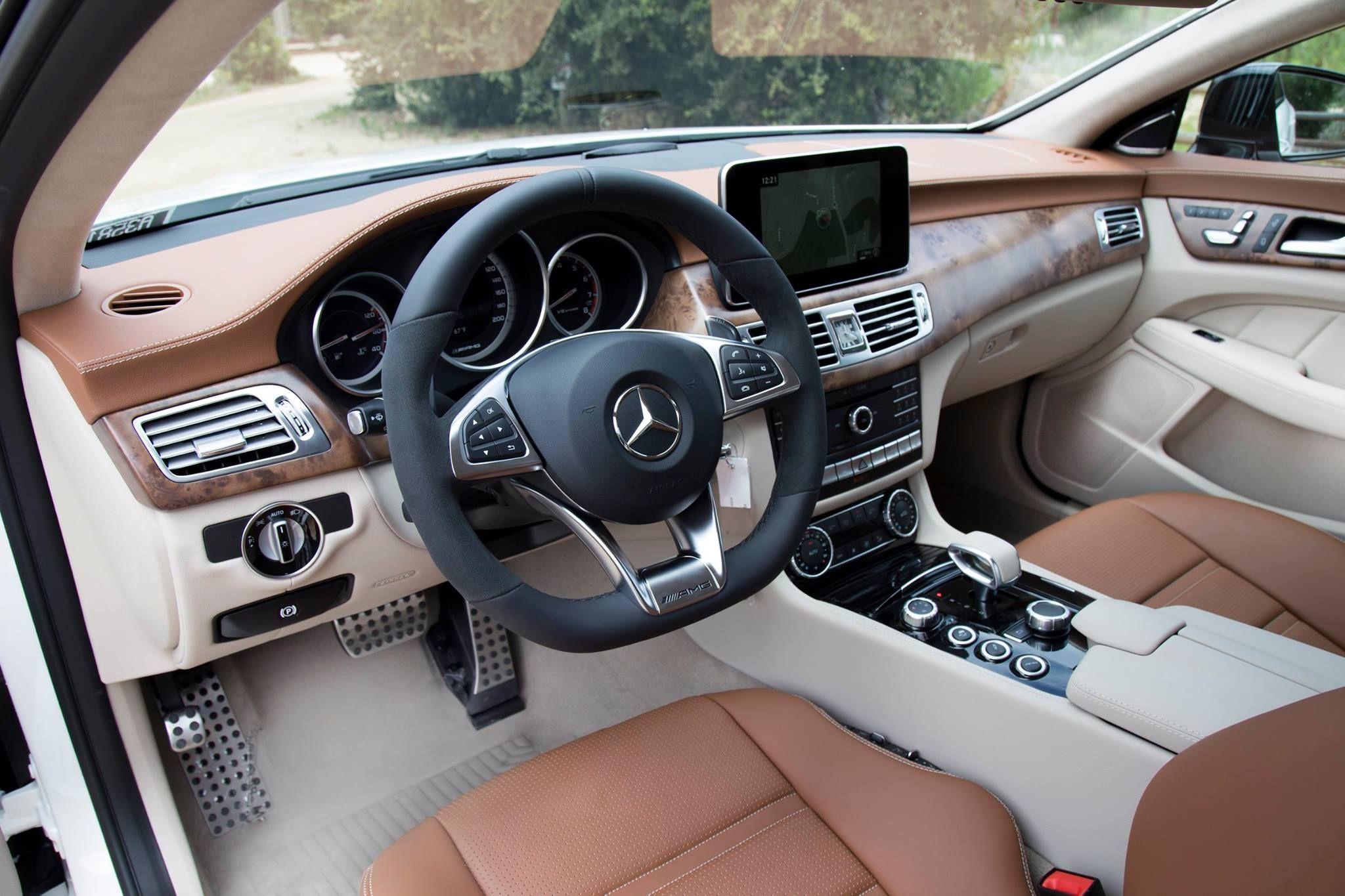 2017 Mercedes Benz Cls Amg Interior Www Mblaguna Com Mercedes