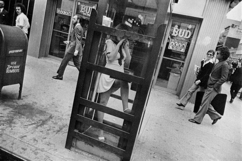 Women are Beautiful by Garry Winogrand | Iconology
