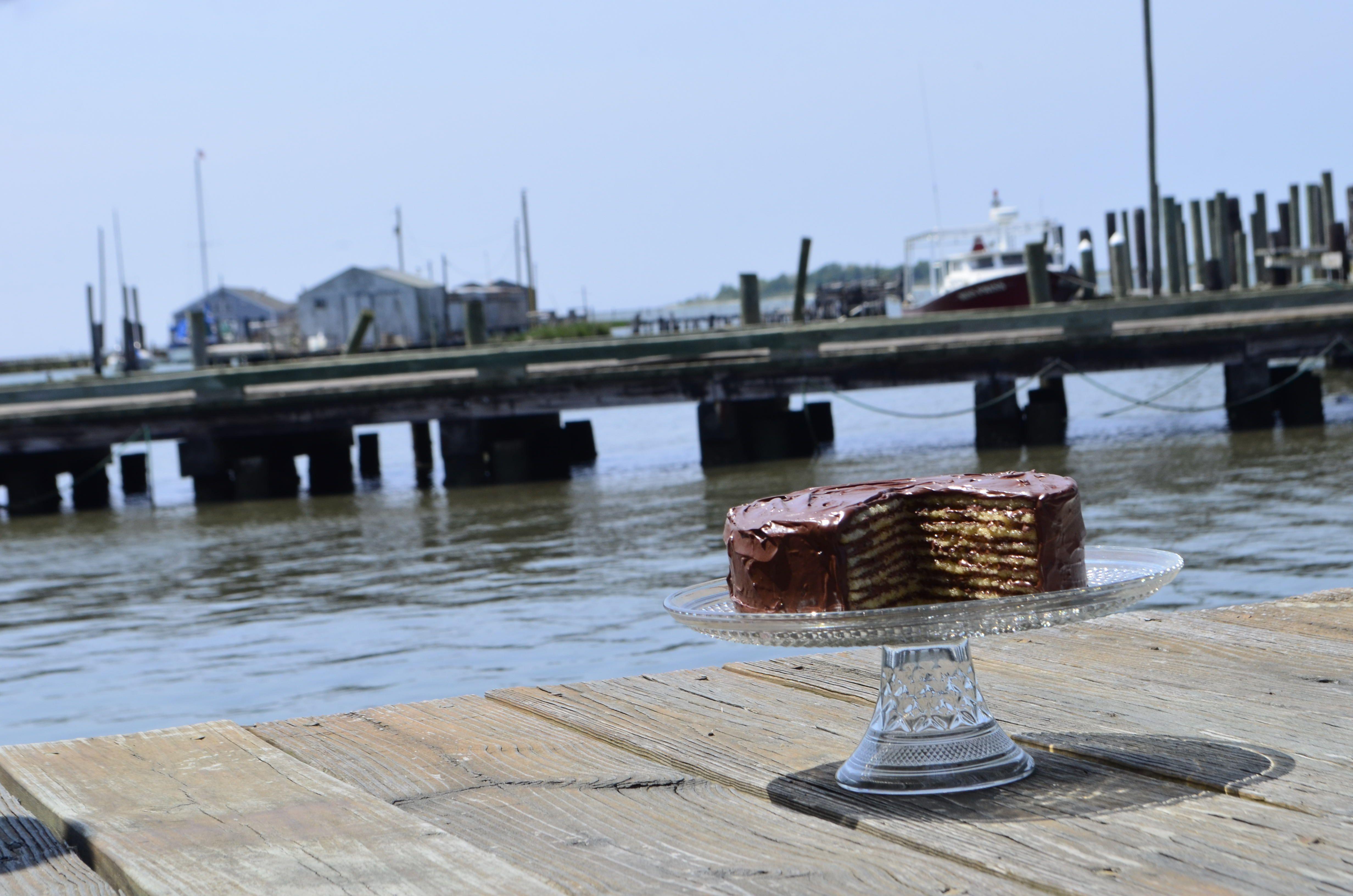 Smith Island Cake Maryland S Best Restaurant The Bayside Inn