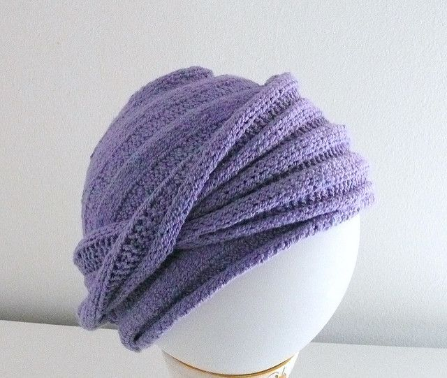 Ravelry: Esprit Chemo Turban pattern by Ann Cannon-Brown | knit ...