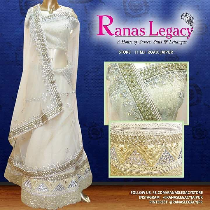 ROYAL AFFAIR RANAS LEGACY is synonyms to luxury and Haute Couture ...