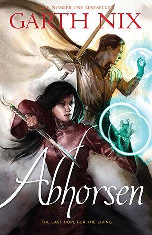 Abhorsen by Garth Nix (Australian edition)