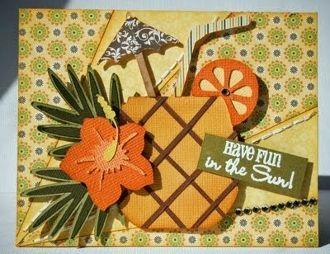 Have Fun in the Sun Stamp Set