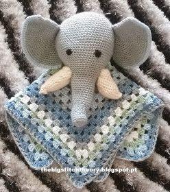 Crochet Cute Little Elephant Amigurumi Free Pattern - #Crochet ...   280x248