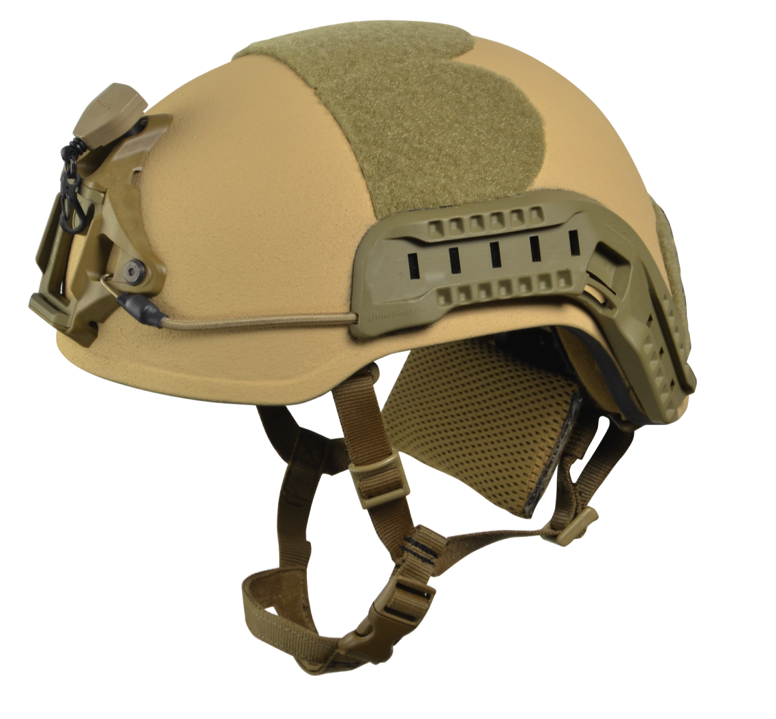 The Ljd Aire Is The Lightest Ballistic Helmet In The Defense And Law Enforcement Market In A Full Coverage Versi Military Helmets Tactical Gear Combat Helmet